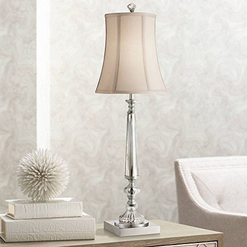 Belardo Crystal Console Lamp