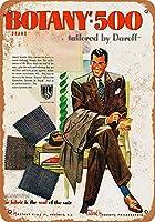 1947植物学500スーツコレクタブルウォールアート