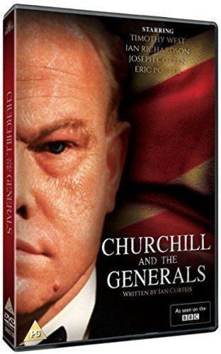 Churchill And The Generals [DVD]