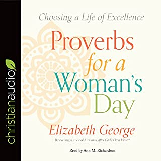 Proverbs for a Woman's Day cover art