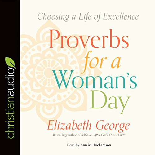 Proverbs for a Woman's Day audiobook cover art