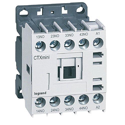 Legrand - Rele control 4 contacto abierto 24v corriente alterna