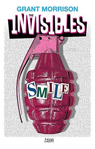 Invisibles Omnibus HC (The Invisibles Omnibus)