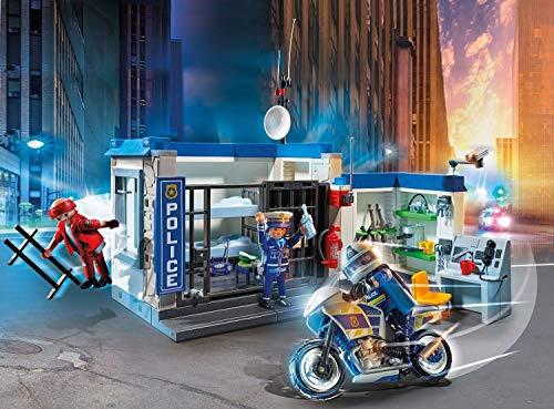 Fuga del calabozo Playmobil - City Action (70568)