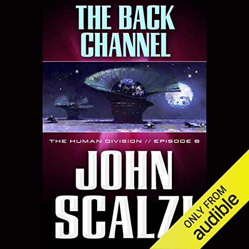 The Back Channel cover art