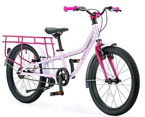 YOTSUBACYCLE(ヨツバサイクル) PICNIC 20(ピクニック20) キッズカーゴバイク [いちごミルク] YB05-3020