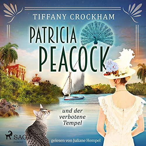 Patricia Peacock und der verbotene Tempel Titelbild