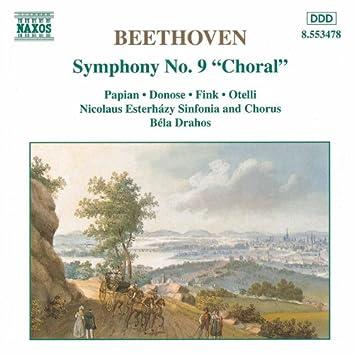 BEETHOVEN: Symphony No. 9, 'Choral'