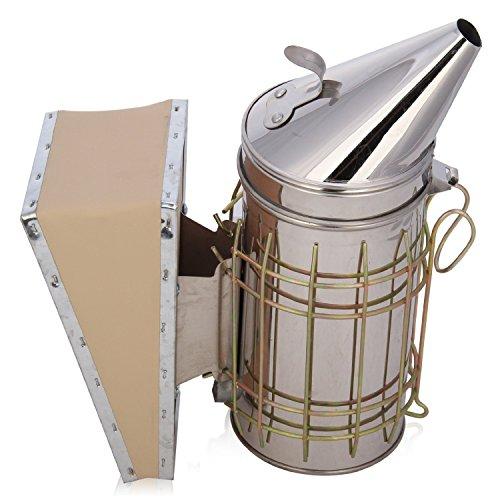 Anam Bee Hive affumicatore in ferro galvanizzato Apicoltura Tool