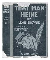 That Man Heine B000855YVW Book Cover