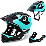 Kids Bike Helmet 3-15 Years,Breathable Ultralight Adjustable Cycling Helmet Toddler for Bicycle, Skateboard, Scooter, Rollerblading, Children Protective Gear (20-22 Inches)