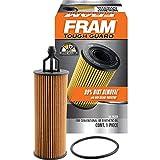 jeep 2014 oil filter - Fram TG11665 Tough Guard Full-Flow Cartridge Oil Filter