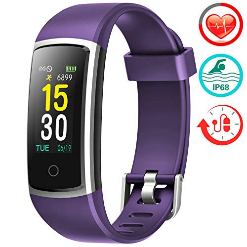 FITFORT Fitness Tracker with Blood...