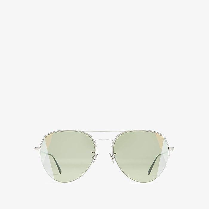 Bottega Veneta  BV0247S (Silver) Fashion Sunglasses