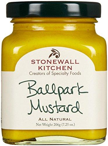 Stonewall Kitchen - Ballpark mustard - 206g