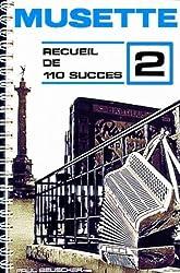 Partition : 110 succes musette n°2 accordeon