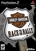 Harley-Davidson Race to the Rally - PlayStation 2