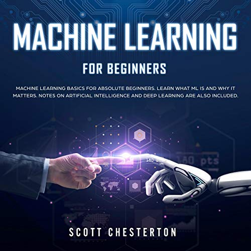 Machine Learning for Beginners  By  cover art