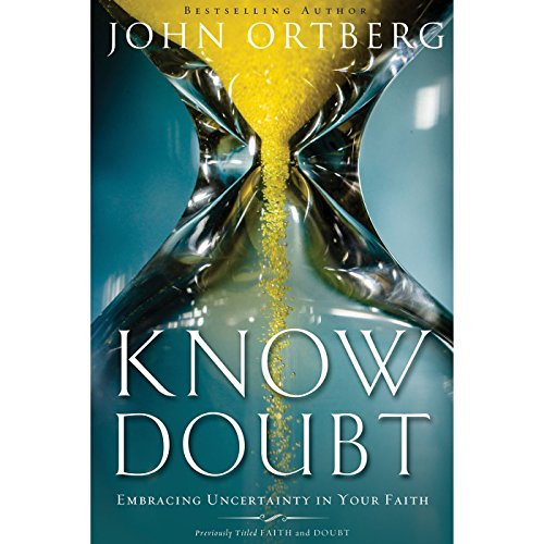 Know Doubt audiobook cover art