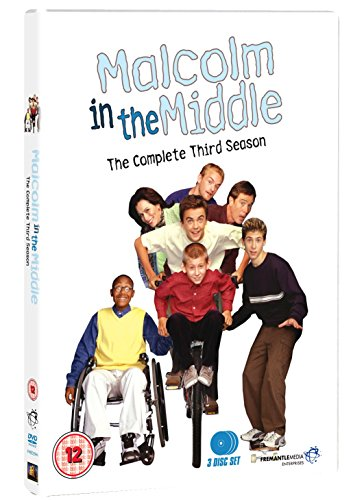 Malcolm In The Middle - Series 3
