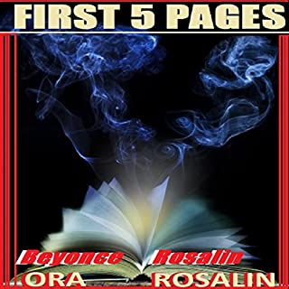 The First Five Pages audiobook cover art