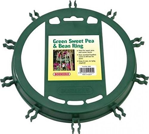 Bosmere Garden Care Green Sweet Pea & Bean Ring, N505