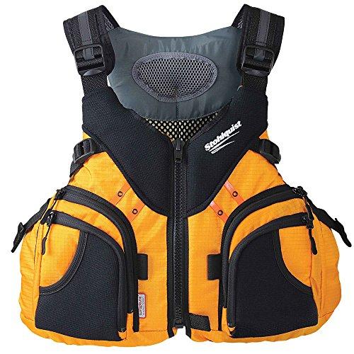 Stohlquist Keeper Lifejacket-Mango-L