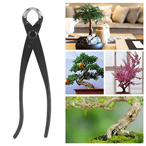 Takkopschaar - 204 mm 8-inch bonsaischaar - Knopsnijder van zinklegering - met ronde rand - Snijgereedschap - Tuingereedschap - Tuingereedschap