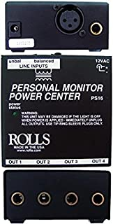 rolls Pm Series Power Center (PS16)
