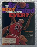 Dennis Rodman - Chicago Bulls - The Best Rebounder Ever? - Sports Illustrated - March 4, 1996 - SI