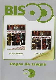 Papas Da Língua - Ao Vivo Acústico | Edição BIS [DVD + Audio CD]