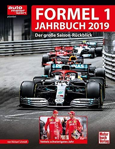 Formel 1-Jahrbuch 2019: Der große Saison-Rückblick