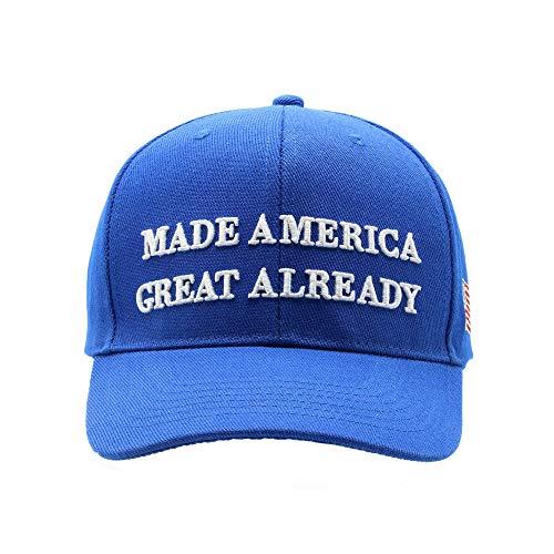 Made America Great Already, Joe Biden, Kamala Harris, BLM, Love Over Hate, Baseball Cap, Blue Hat