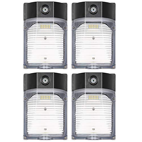 30W LED Wall Pack Light with Pho...