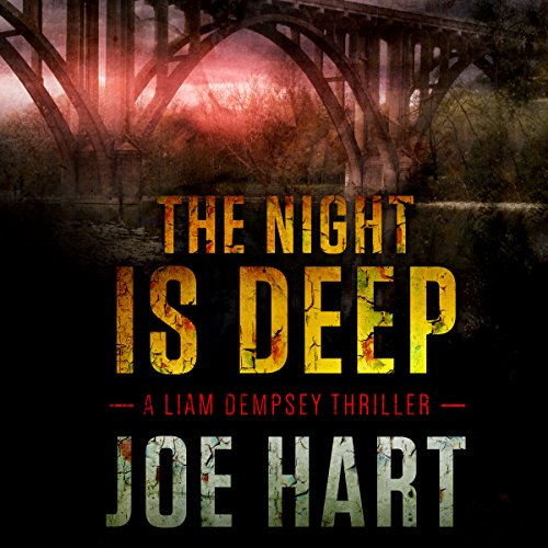 The Night Is Deep audiobook cover art