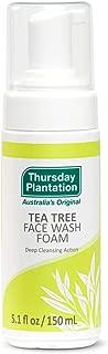 Best thursday plantation tea tree face wash foam Reviews