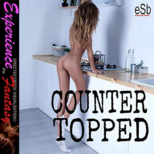 Counter Topped audiobook cover art