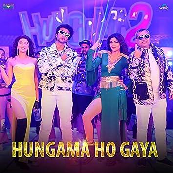 "Hungama Ho Gaya (From ""Hungama 2"")"
