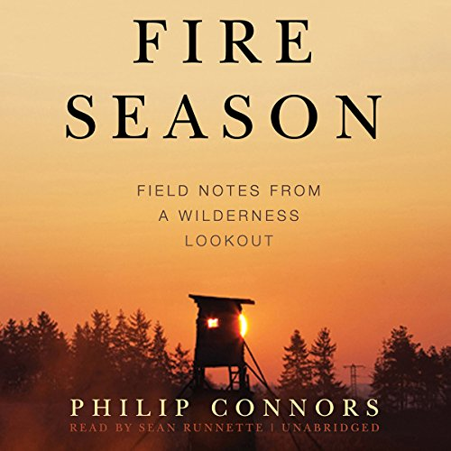 Fire Season audiobook cover art