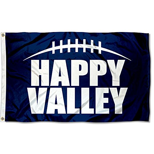 College Flags & Banners Co. PSU Nittany Lions Happy Valley Flag