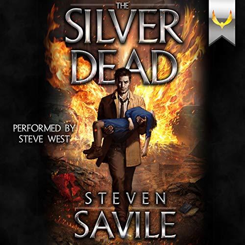 Couverture de The Silver Dead