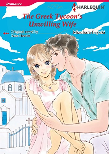 The Greek Tycoon's Unwilling Wife: Harlequin comics (English Edition)