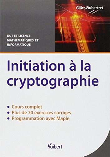 Initiation à la cryptographie