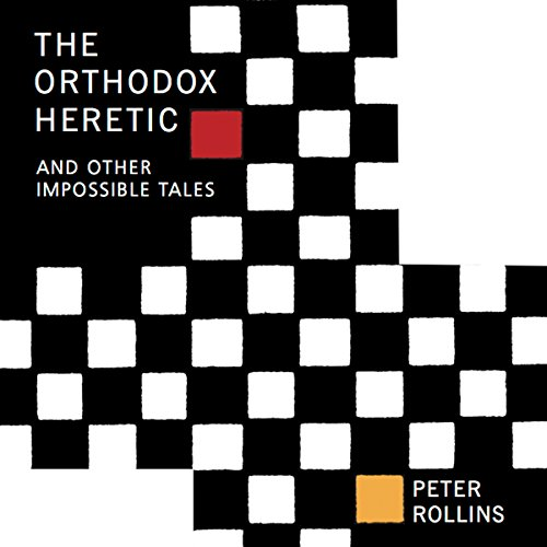 The Orthodox Heretic audiobook cover art