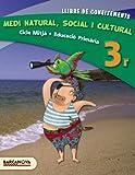 Medi natural, social i cultural 3r CM. Llibre de coneixements (ed. 2013) (Materials Educatius - Cicle Mitjà - Coneixement Del Medi Social I Cultural) - 9788448931919