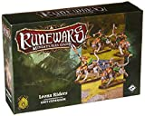 Fantasy Flight Games FFGRWM17 Leonx Riders Expansion Pack: Runewars Miniatures Game, Multicolor