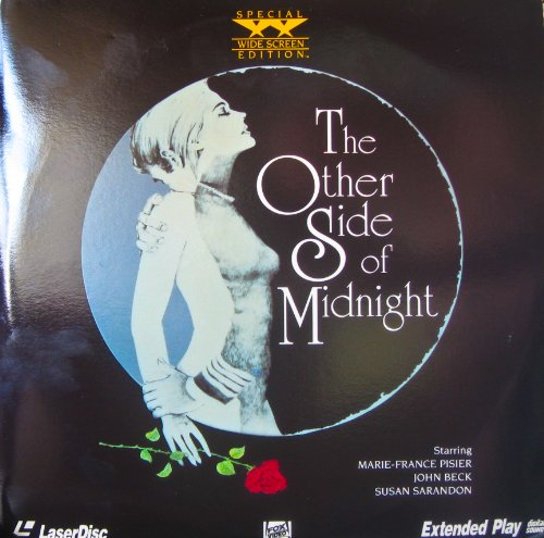 THE OTHER SIDE OF MIDNIGHT LASERDISC (REQUIRES A LASERDISC PLAYER)