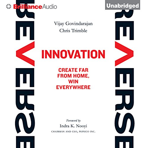 Reverse Innovation audiobook cover art