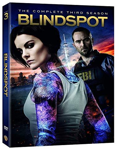 Blindspot - Season 3 [4 DVDs] [UK Import]