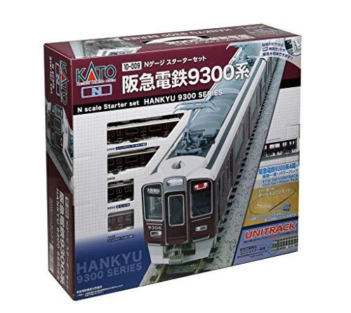 スターターセット 阪急電鉄9300系 10-009